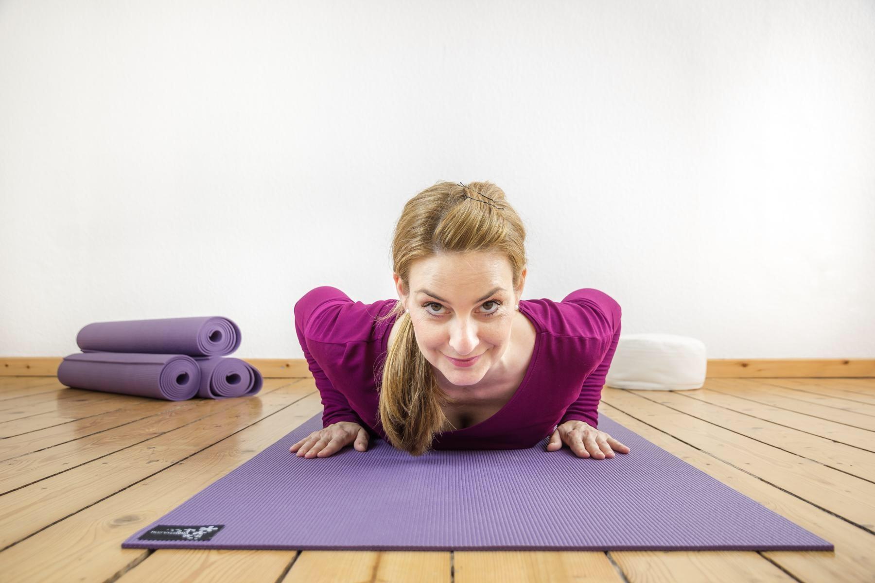Bild von Mumme Yoga