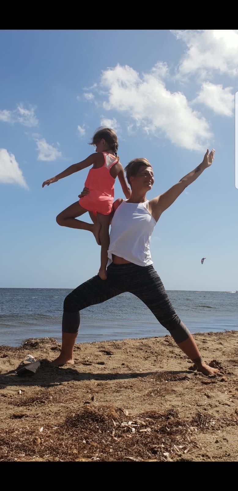 Bild von Hatha Yoga mit Yvonne Mascia-Burian